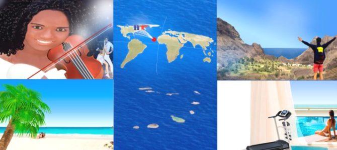 Destino: Ilhas de Cabo Verde
