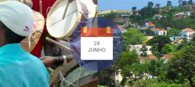 Brava, Festa de São João e Municipio de Brava