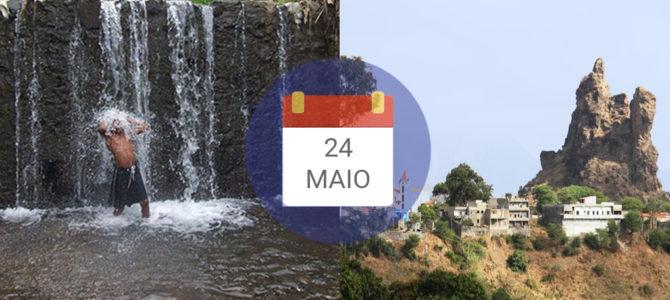 Santiago, Picos, Dia de São Salvador do Mundo
